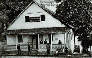 Das Schulzenamt in Katharinenfeld.