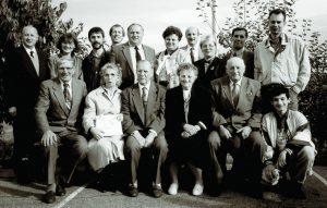 Biedlingmaier-Verwandtschaftstreffen 1993 in Katharinenfeld.
