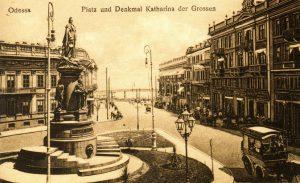 Odessa - Zentrum der Schwarzmeerdeutschen und Symbol ihrer Kultur und ihres Wohlstands.